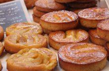 Virtuvėje karaliauja obuoliai: trys puikūs receptai
