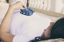 Moteriai – šokas: apie nėštumą sužinojo likus 15 min. iki gimdymo