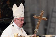 Iš vardadienį švenčiančio Popiežiaus – 3 tūkst. porcijų ledų