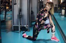 Ką lietuviai vilki sporto klubuose: tendencijos keičiasi