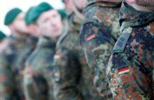 Apklausa: dauguma vokiečių mano, kad Europa gali apsiginti ir be JAV