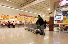 Klaipėdos prekybos centre – įžuli vagystė: darbuotojas įtariamas pasisavinęs prekes
