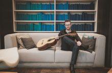 C. Ruebensas pristato solinę programą: tai spalvinga muzikinė mano gyvenimo istorija
