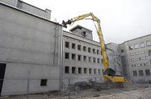 Rekonstruojant Klaipėdos muzikinį teatrą rastas monetų lobis