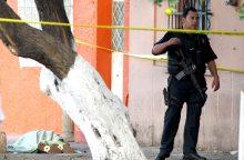 Meksikoje po rekordiškai kruvinų 2018 metų nužudytas žurnalistas