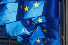 """ES skelbia specialius planus po """"Brexit"""", jei nepavyks pasiekti susitarimo"""