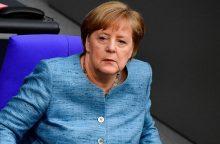 A. Merkel galėtų išgelbėti Albanija?