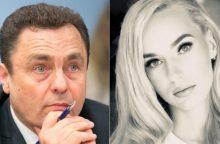 """B. Navickaitė ir P. Gražulis susitiko pas notarą: vaizdas buvo kaip iš """"TV Pagalbos"""""""