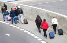 Emigrantai skuba susigrąžinti mokesčius iš Jungtinės Karalystės