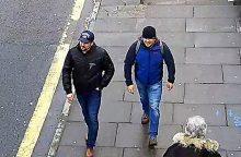 Didžiosios Britanijos tyrėjai įvardijo trečią įtariamąjį Skripalių apnuodijimo byloje