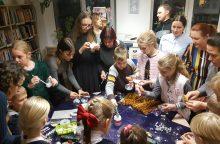 Narsiečiuose – šimtas pasakų kalėdiniuose žaisliukuose