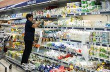 Dėl parduotuvių darbo laiko apribojimo – kompromisas