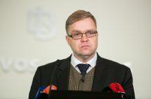 V. Vasiliauskas: euro zonos augimas – ne toks, kokio norėtųsi