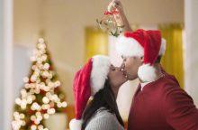 Norite daugiau mylėtis – nesikvieskite per Kalėdas svečių