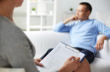 Savižudybių mažėja, lietuviai drąsiau lankosi pas psichologus