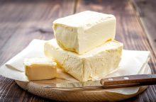 Pabrangęs sviestas pristabdė pieno produktų eksportą į Saudo Arabiją