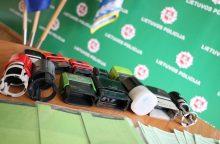 Kauno policijos akiratyje – įmonės, neteisėtai registravusios automobilius