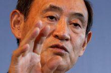 Japonijos ratifikuota Ramiojo vandenyno sutartis nieko nereiškia?