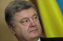 Ukraina siekia nutraukti paralyžiuojančią anglių blokadą