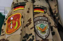 Pabėgėliu apsimetęs vokiečių karys planavo išpuolį?