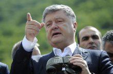Rusijai – Ukrainos kritika dėl ginklų tiekimo sukilėliams