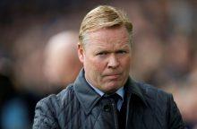 Anglijos futbolo klubas atleido garsųjį olandą