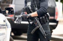 JAV areštuotas vyras, norėjęs smogti Baltiesiems rūmams prieštankine raketa