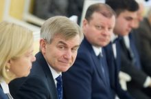 V. Pranckietis: Seimo vicepirmininko postas opozicijai atneštų daugiau taikos