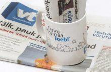 """Estijos """"Postimees"""" atsisako laikraščių rusų kalba"""