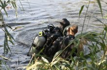 Nelaimė Skuodo rajone: tvenkinyje rastas negyvas mažametis