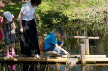 Pažintis su regioniniais parkais – žaismingoje šventėje