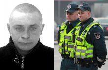 Policija: ieškomas pavojingas, užkrečiama liga sergantis vyras