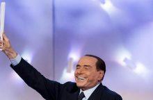S. Berlusconi pareiškė, kad jo dėka buvo baigtas Šaltasis karas