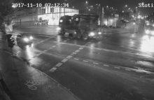 Mirtinai mažametį sužalojęs sunkvežimio vairuotojas sulaukė teismo verdikto