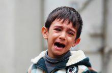 A. Veryga apie blogą vaikų psichiką: dėl to kalti suaugusieji