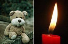 Molėtuose – mįslinga mažametės mirtis
