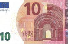 Baltarusis 10 eurų pasieniečių nesugundė
