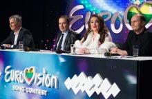 """Jauniausiai """"Eurovizijos"""" dalyvei – pasiūlymas iš TV prodiuserių"""