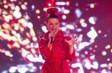 """""""Eurovizija"""": šeštadienio geriausiojo titulas – """"Fusedmarc"""" pasirodymui"""