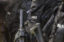 Dėl pranešimo apie sprogmenis evakuoti Šiaulių teismo pastatai