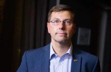 G. Steponavičius – nebe Liberalų sąjūdžio frakcijos narys