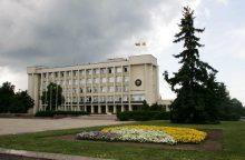 L. Matjošaitytė: Marijampolės mero rinkimų antrasis turas vyksta ramiai
