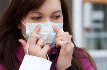 Gripas plinta: epidemiją paskelbė devynios savivaldybės