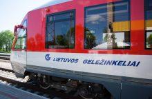 """""""Lietuvos geležinkeliai"""" teismui skųs Europos Komisijos skirtą baudą"""