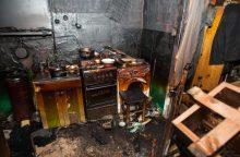 Sukrečiančią nelaimę prišaukė šaldytuvo gedimas?