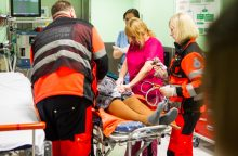 Ligonės skriauda: medikai ignoravo, kol visiškai nusilpo?