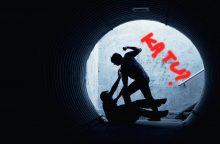 Sumušto vaiko istorija: glumina policijos veiksmai