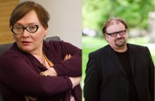 Su vyru skiriasi Seimo narė A. Maldeikienė