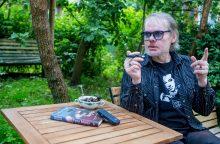 Rašytojas K. Navakas kviečia patirti bohemiškų nuotykių