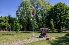 Įtvirtino partizanų vado atminimą